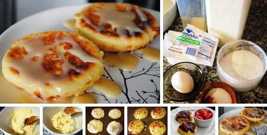 Сырники в духовке фото