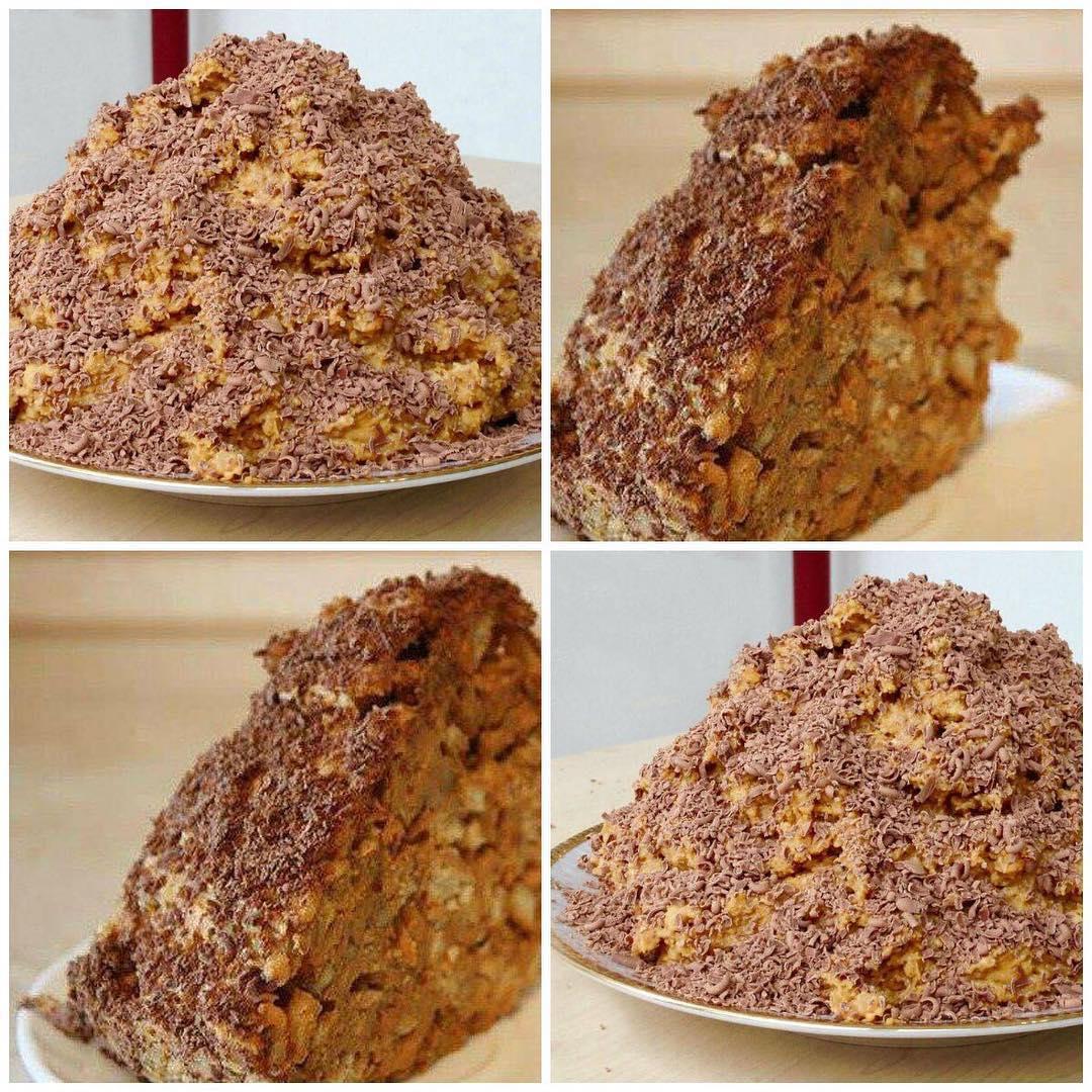 Торт «Муравейник» - это торт из моего детства! Его готовили моя бабушка, мама, а теперь и я