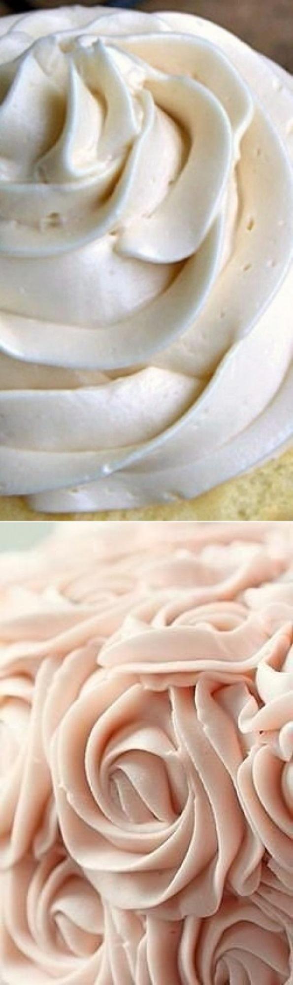 8 самых простых кремов для тортов и других десертов.