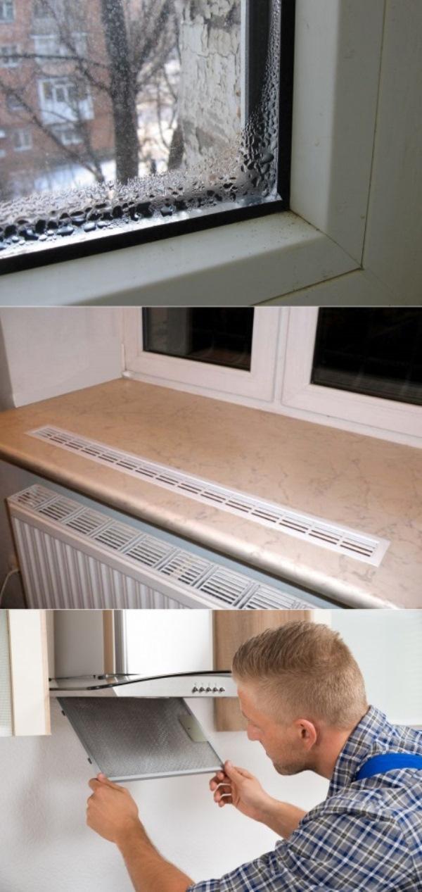 Вот как можно избавиться от конденсата на пластиковых окнах