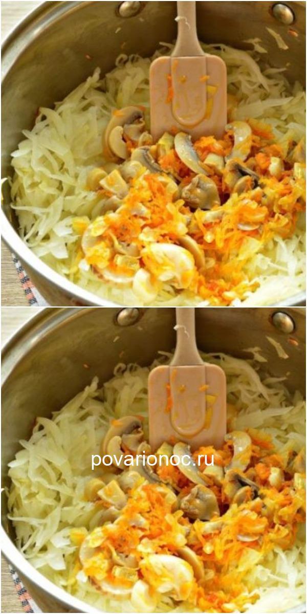 Простой и доступный рецепт приготовления капустной солянки разнообразит ваше меню.
