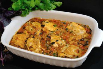 Чахохбили из курицы – частичка Грузии на вашей кухне