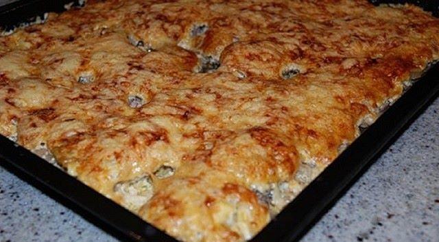Картофель под «шубой». Ужин без забот и хлопот