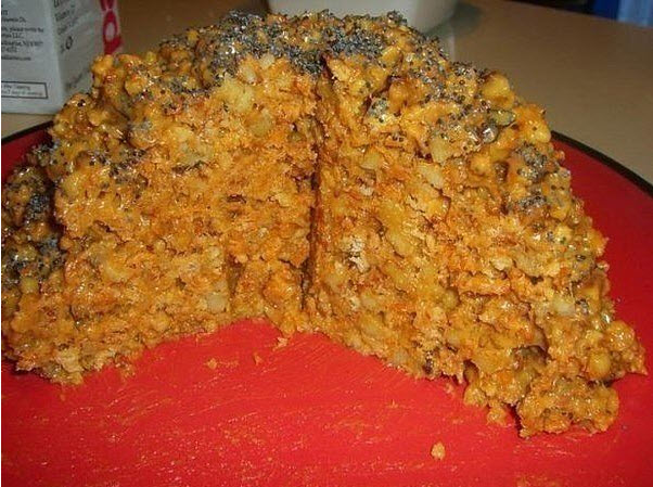 Торт Муравейник из печенья фото