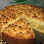 Царский яблочный пирог фото