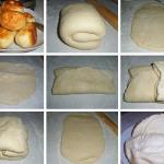 Тесто без дрожжей фото