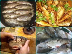 Как жарить рыбу фото