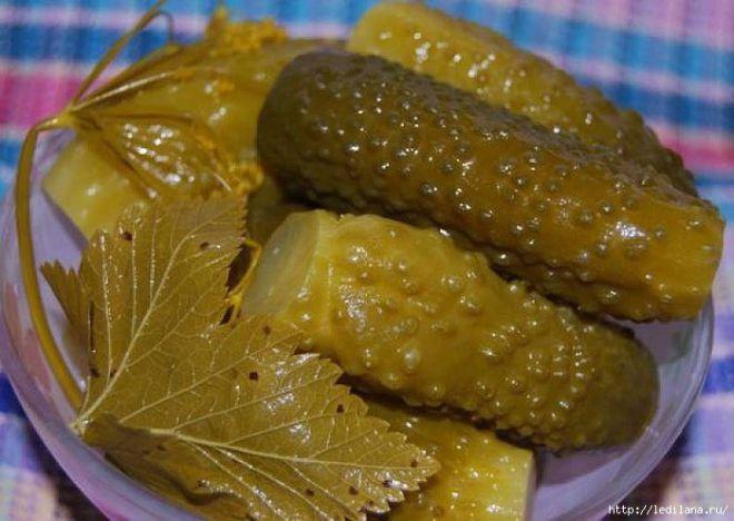 15 рецептов огурцов на зиму