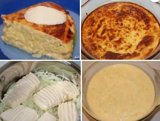 Отличный рецепт вкусной запеканки из кабачков с манкой и плавленым сыром