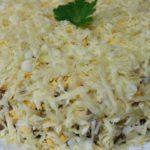 Бесподобный салат «Мужской каприз»