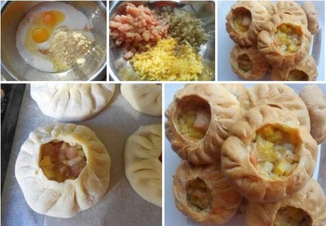 """Татарские пирожки из разряда """"легко, просто и вкусно"""". Действительно просто и очень вкусно!"""