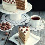 Настоящее блаженство — Ореховый торт «Каргопольский».