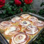 Синнабоны… Этот рецепт люблю за его простоту и быстроту приготовления!