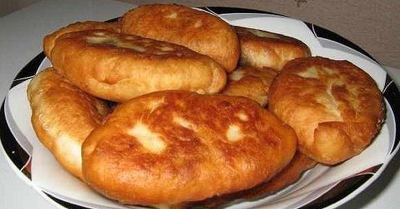 От этих пирожков не потолстеешь. Запиши рецепт — очень вкусно и не вредно! Подаю только со сметаной.